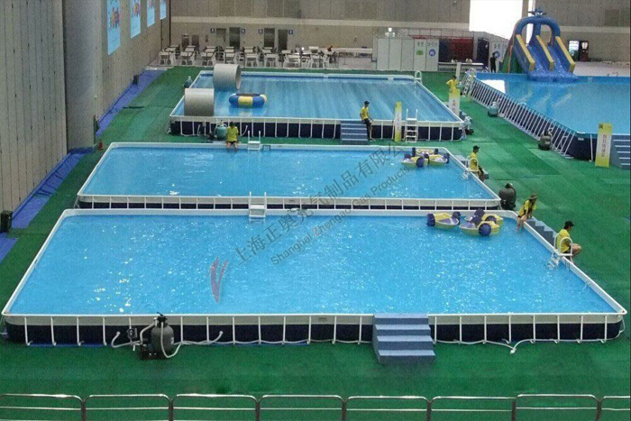 支架游泳池|支架水池|移动水上乐园|上海支架游泳池